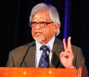 Arun Gandhi and James Lawson share lessons of nonviolence