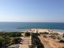 View from hotel, Tel Aviv