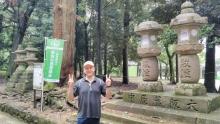 Etienne in Japan
